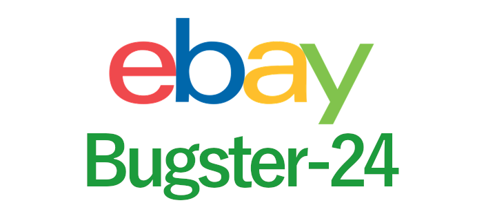 Bugster-24 eBay Shop